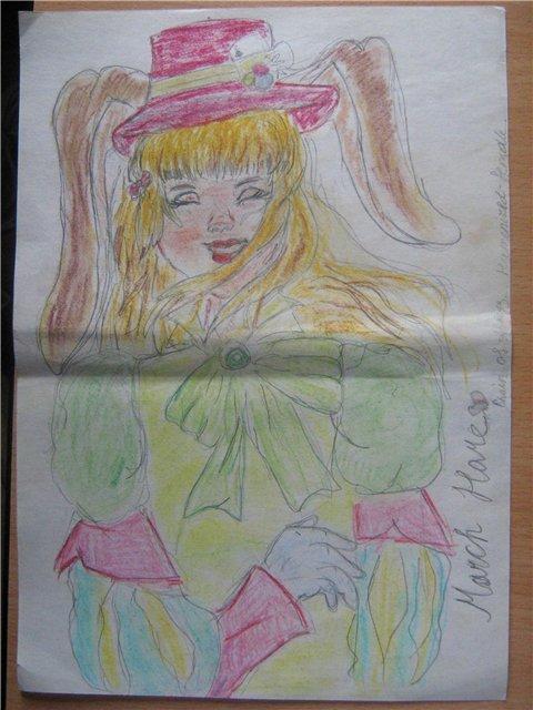Рисунки Veil (Покров)