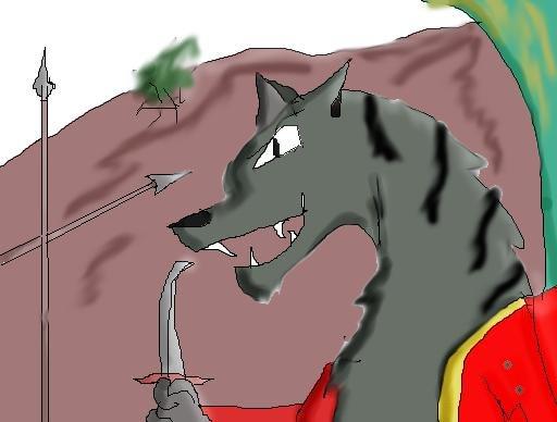 Волк-пират