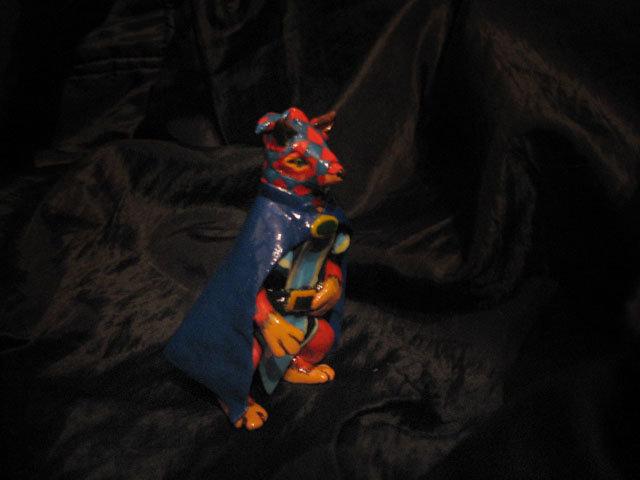 Слэгар из пасты для моделирования