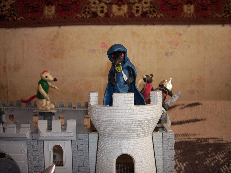Замок Клуни Хлыста