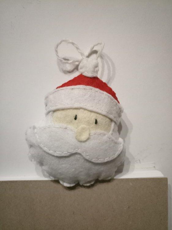 Фетр. Санта