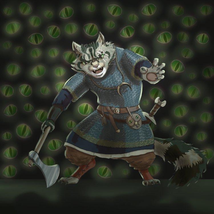 Лорд Вердога Зеленоглаз